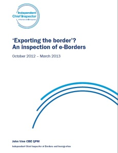 exporting the border