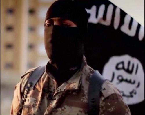 An Islamic State militant (Photo: Reuters)