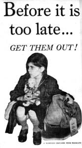 Kindertransport poster